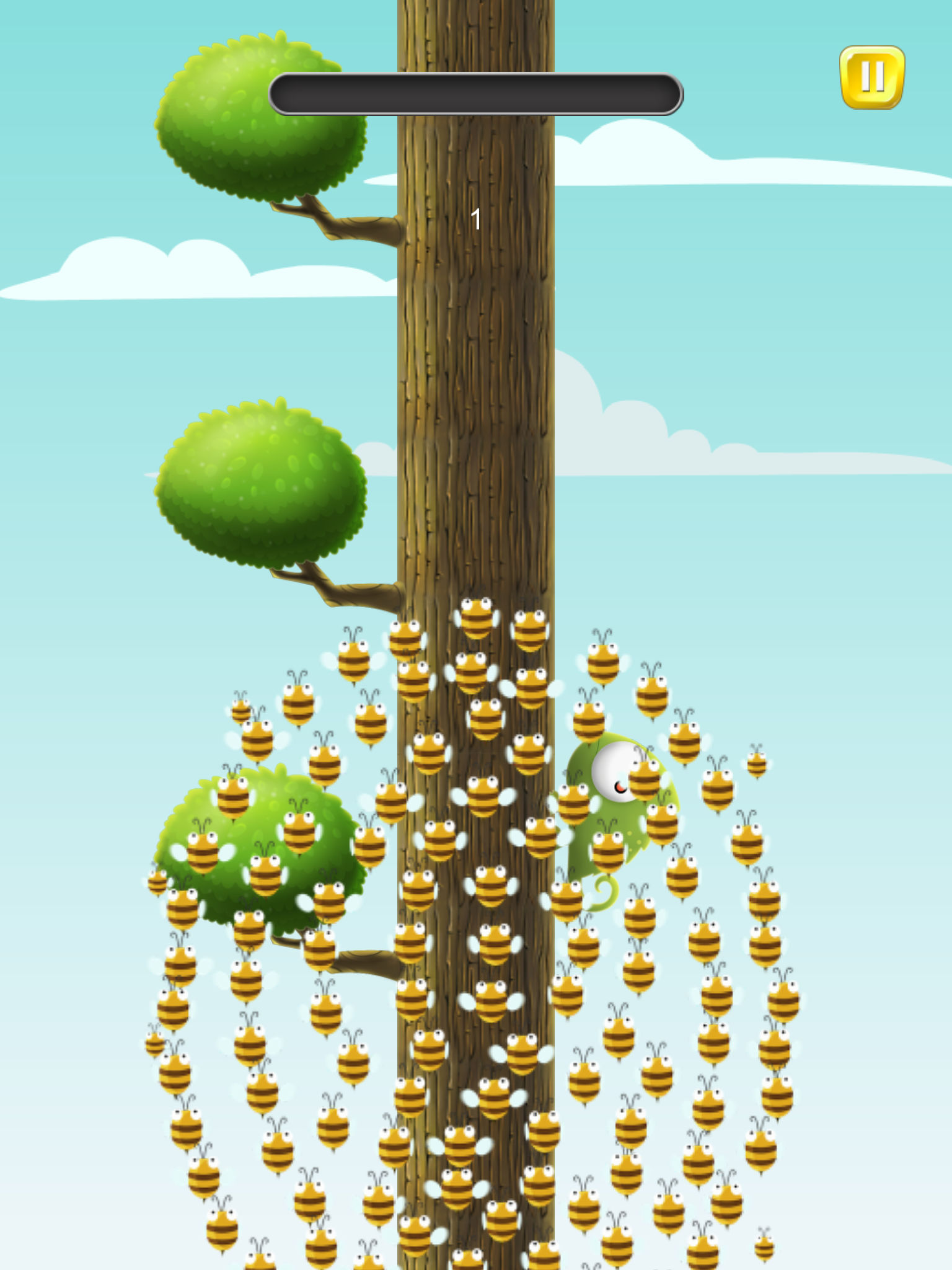 Tree Clamber, Avakai games, ios games, android games