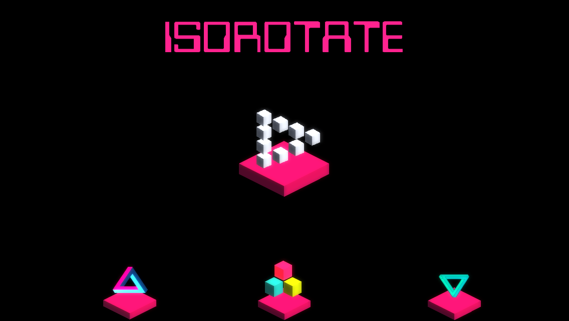 Isorotate game, Isorotate , Avakai games