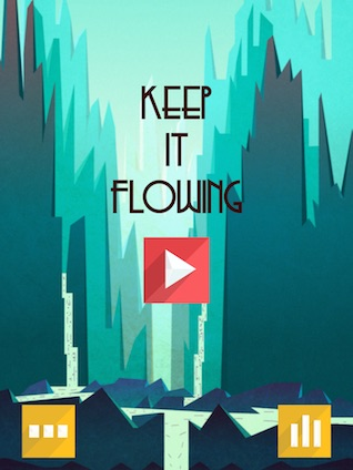 keep it flowing, avakai games, android games, ios games