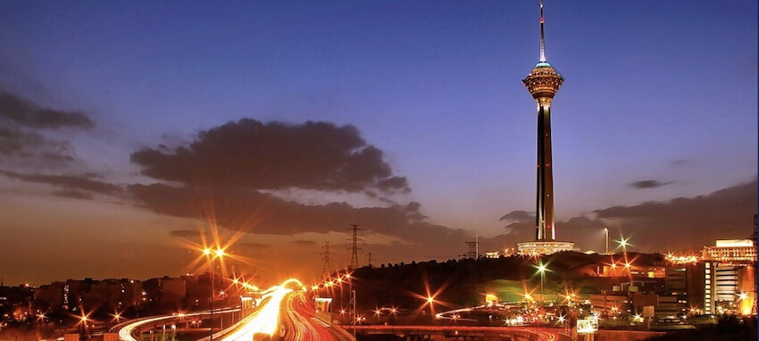 Milad_Tower