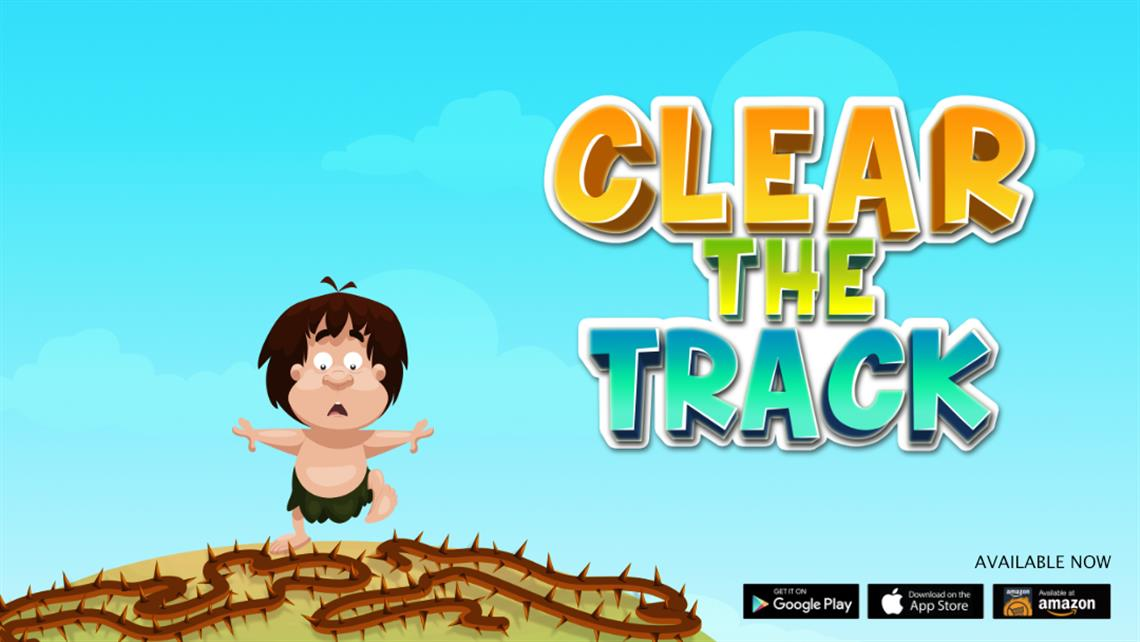 Clear The Track, avakai games, heo