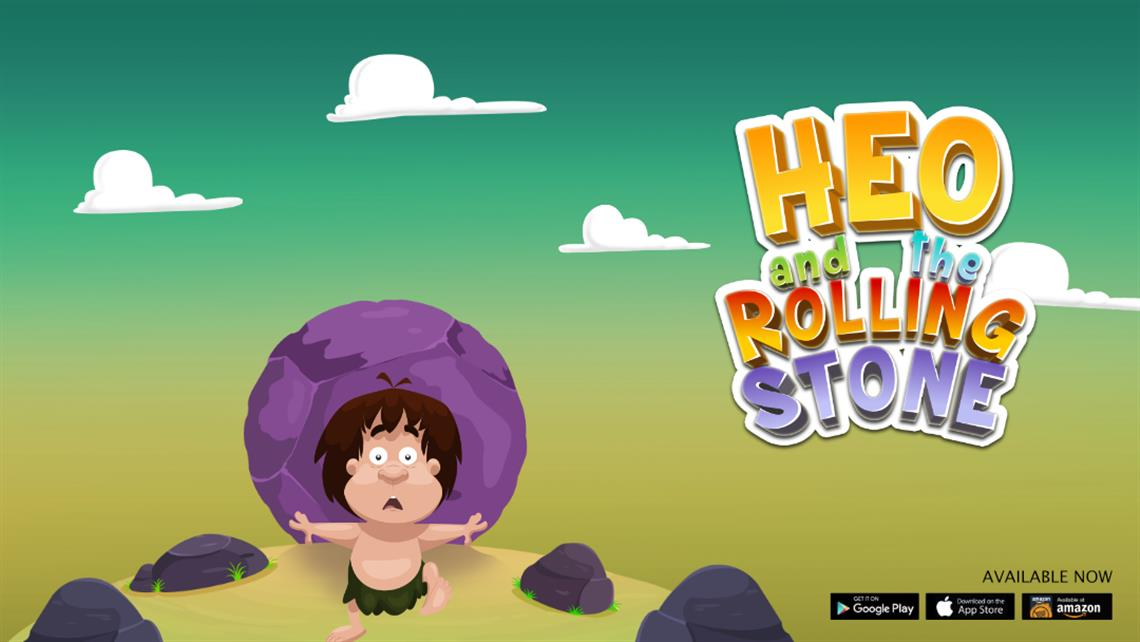 Heo and the Rolling Stone, heo, avakai games, heo games