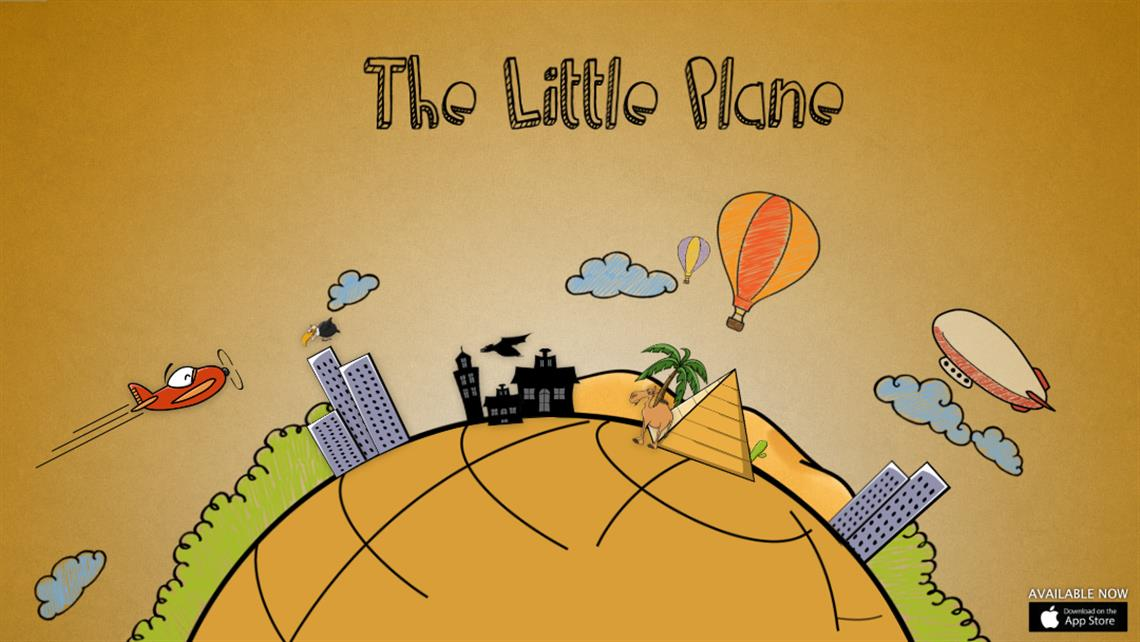 little plane hd, Avakai games, plane game