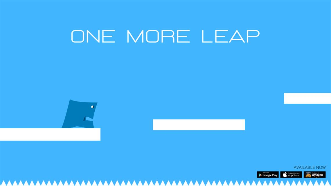 one more leap, Avakai Games, arcade games
