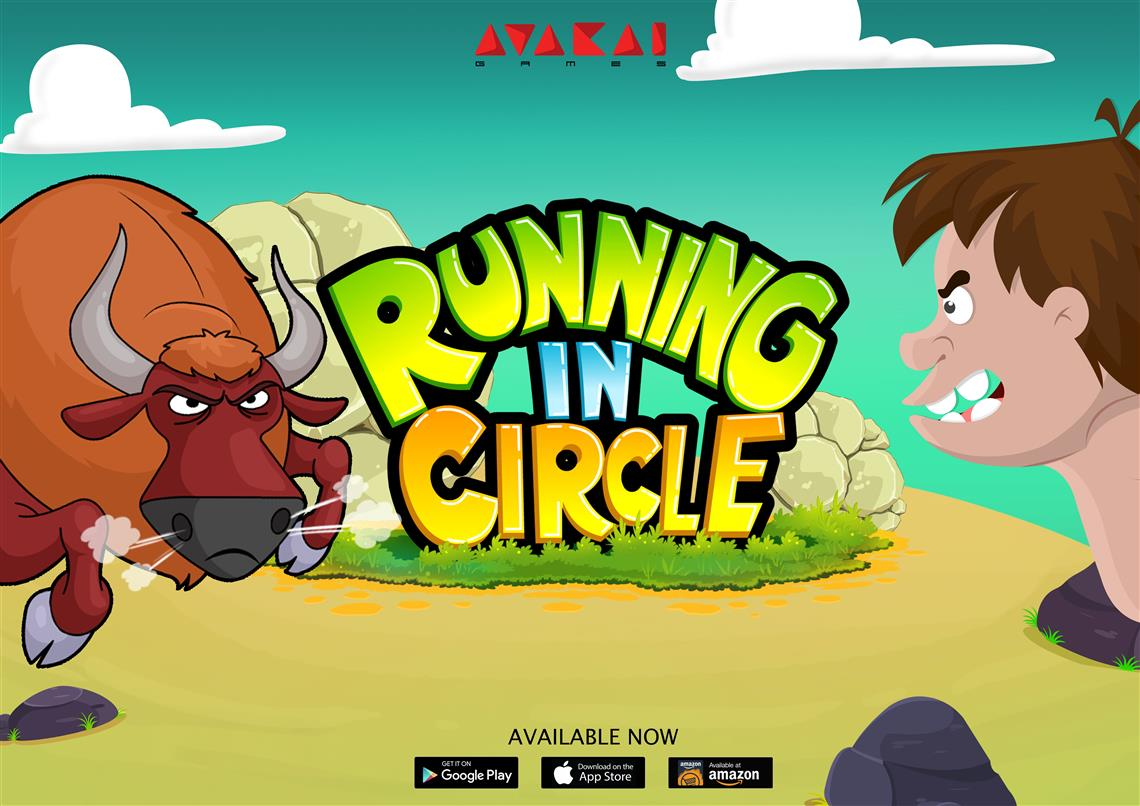 Running in circle, Avakai Games