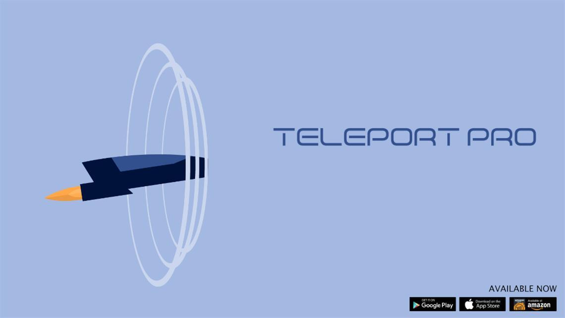 Teleport Pro, avakai games